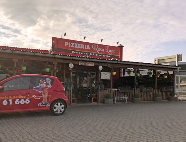 Rosa Luna - Restaurant & Lieferservice