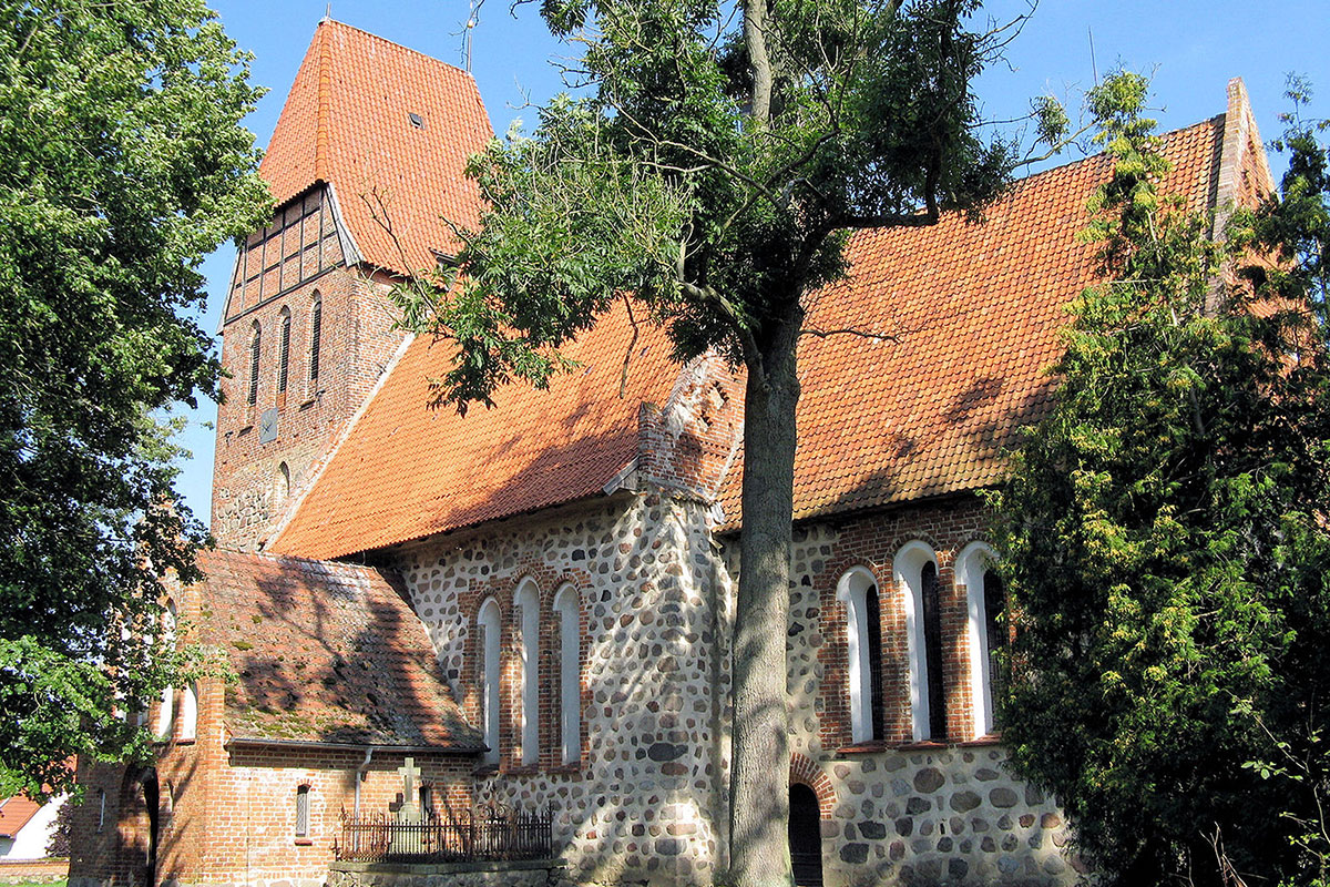 Feldsteinkirche Recknitz