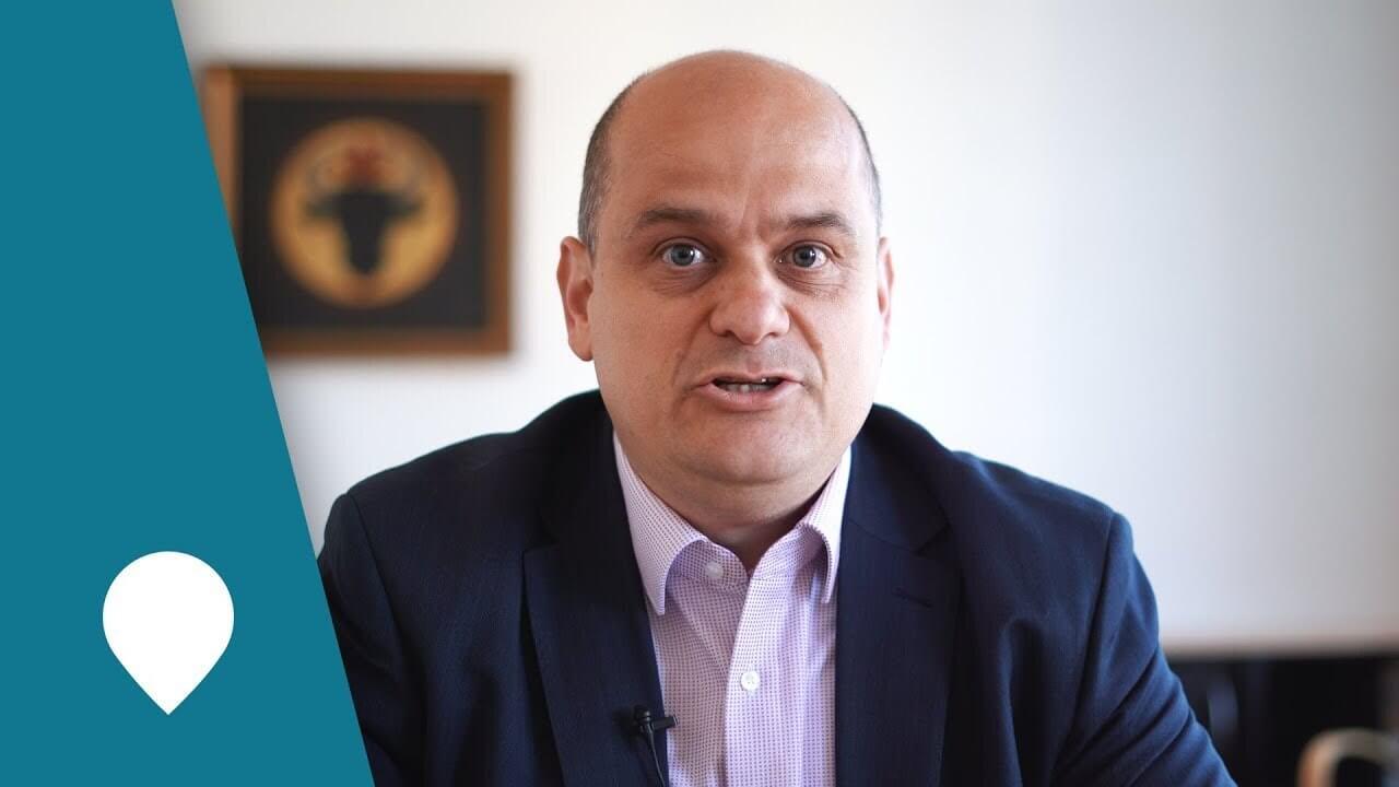 Holger Anders - Bürgermeister Laage