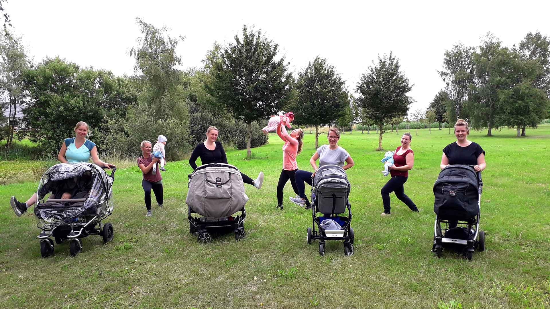 Fitdankbaby® Fitness Für Dich UND Dein Baby!